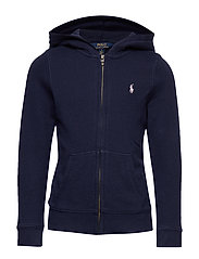 FZ HOODIE-TOPS-KNIT - FRENCH NAVY