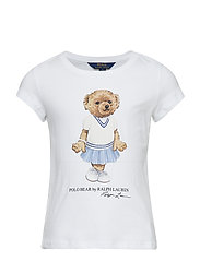 ENZYME JERSEY-SS BEAR TEE-TP-KNT