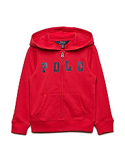 ATLANTIC TERRY-POLO ZIP UP-TP-KNT