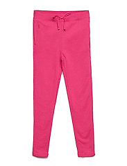 ATLANTIC TERRY-SOLID PANT-BT-PNT - ULTRA PINK