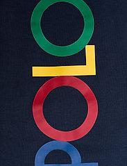 Ralph Lauren Kids - Logo Stretch Jersey Legging - leggings - french navy - 3