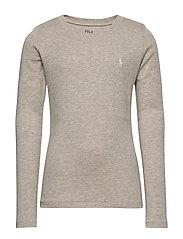 Pony Long-Sleeve T-Shirt - LIGHT SPORT HEATHER