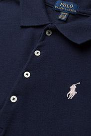 Ralph Lauren Kids - Cotton Polo Shirt - pikeepaidat - french navy - 2