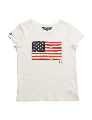 Washed Cotton Graphic Tee