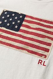 Ralph Lauren Kids - Washed Cotton Graphic Tee - short-sleeved - nevis - 2