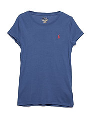 Cotton-Blend Crewneck T-Shirt - OLD ROYAL