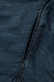 Ralph Lauren Kids - Belted Cotton Denim Shirtdress - robes - indigo - 5