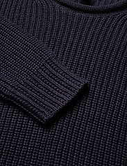 Ralph Lauren Kids - Rollneck Cotton Sweater - dzianinowe - rl navy - 4