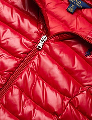 Ralph Lauren Kids - Packable Quilted Down Jacket - puffer & padded - rl 2000 red - 4