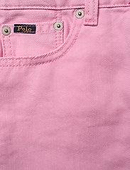Ralph Lauren Kids - Cotton Denim Skirt - skirts - carmel pink wash - 2