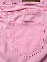 Ralph Lauren Kids - Cotton Denim Skirt - skirts - carmel pink wash - 4