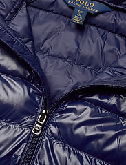 Ralph Lauren Kids - Packable Hooded Coat - puffer & padded - french navy - 3