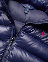 Ralph Lauren Kids - Water-Repellent Down Jacket - puffer & padded - french navy - 4
