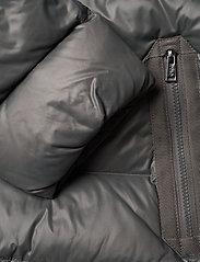 Ralph Lauren Kids - Water-Repellent Down Jacket - puffer & padded - magnum grey - 3
