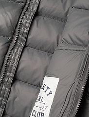 Ralph Lauren Kids - Water-Repellent Down Jacket - puffer & padded - magnum grey - 4