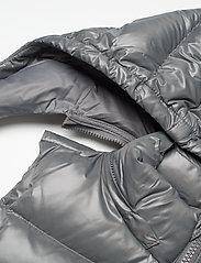 Ralph Lauren Kids - POLY PLAINWEAVE-CHANNEL VEST-OW-VST - vests - magnum grey - 5