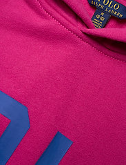 Ralph Lauren Kids - Logo Fleece Hoodie - hoodies - college pink - 3