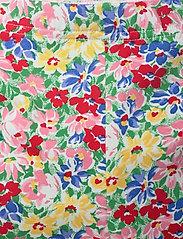 Ralph Lauren Kids - Floral Stretch Jersey Legging - leggings - red multi - 2