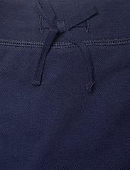 Ralph Lauren Kids - Ruffled Stretch Mesh Skort - skirts - french navy/hint - 2