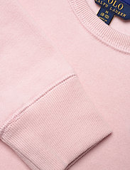 Ralph Lauren Kids - LT WT FLEECE-LS CN FLEECE-TP-KNT - knitwear - hint of pink - 2