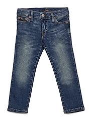 Eldridge Skinny Stretch Jean - AIDEN WASH