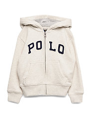 Twill Terry Hoodie - NEW SAND HEATHER