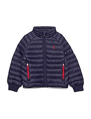 Packable Quilted Jacket - NEWPORT NAVY