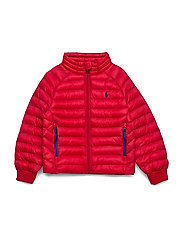 Packable Quilted Jacket - RL 2000 RED