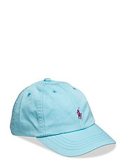 CHINO TWILL-CLASSIC CAP-AC-HAT - HAMMOND BLUE
