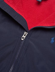 Ralph Lauren Kids - Water-Resistant Windbreaker - windbreaker - newport navy - 3