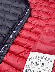 Ralph Lauren Kids - Packable Quilted Jacket - dunjakker & forede jakker - newport navy - 5