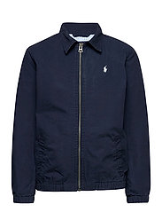 Bayport Stretch Cotton Chino Jacket - NEWPORT NAVY