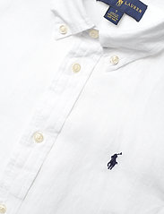 Ralph Lauren Kids - Linen Shirt - shirts - white - 2
