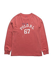 30/1 JERSEY-GRAPHIC TEE-TP-TSH - ADIRONDACK BERRY