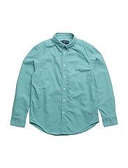 Oxford Shirt - DEEP SEAFOAM