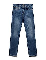 Eldridge Skinny Stretch Jean - DEWEY WASH