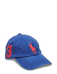 CHINO TWILL-BIG PP CAP-AC-HAT