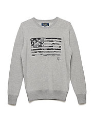 COTTON-CAMO FLAG CN-TP-SWT - ANDOVER HEATHER M
