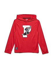 Performance Hooded T-Shirt - RL2000 RED