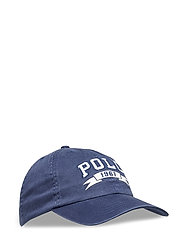 Cotton Chino Baseball Cap - BOATHOUSE NAVY