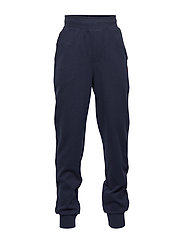 Cotton-Blend Drawstring Pant - FRENCH NAVY