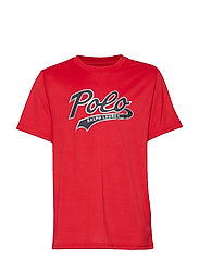 Performance Jersey Graphic Tee - RL2000 RED
