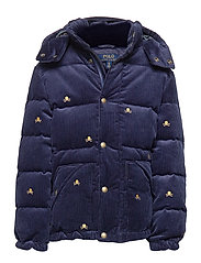 HAWTHORNE-OUTERWEAR-JACKET - FRENCH NAVY MULTI