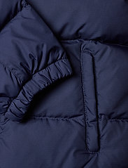 Ralph Lauren Kids - Hooded Down Jacket - untuva- & toppatakit - french navy multi - 5