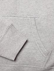Ralph Lauren Kids - Cotton-Blend-Fleece Hoodie - pulls à capuche - dark sport heathe - 3