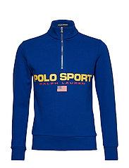 Polo Sport Fleece Sweatshirt - SAPPHIRE STAR
