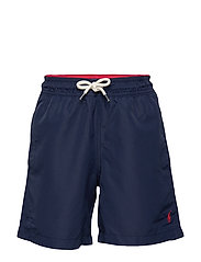Traveler Swim Trunk - FRENCH NAVY