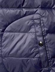 Ralph Lauren Kids - Reversible Quilted Down Vest - vests - french navy/grey - 5