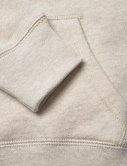 Ralph Lauren Kids - Twill Terry Sweatshirt - sweatshirts - new sand heather - 2