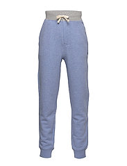 Twill Terry Jogger Pant - COBALT HEATHER